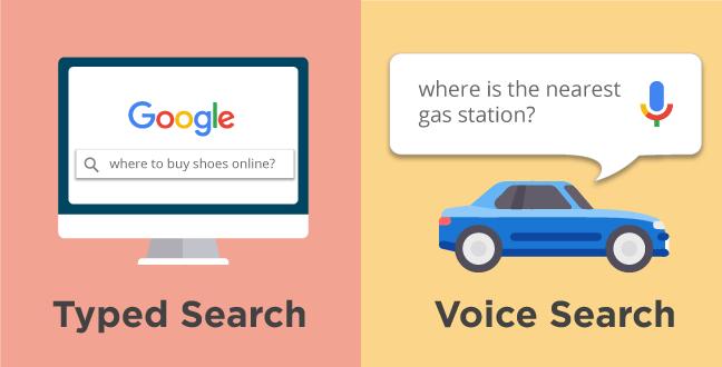 İnsanlar Voice Search Özelliğini Kullanmayı Hangi Durumlarda Tercih Ediyor