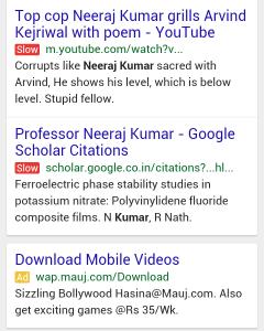 google-site-hızı-etiketi